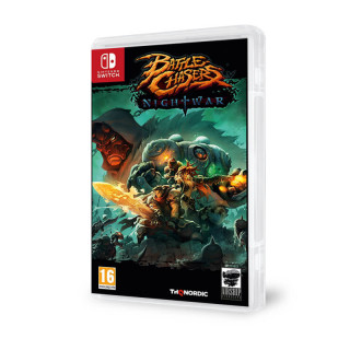 Battle Chasers: Nightwar Nintendo Switch