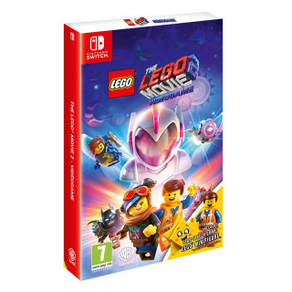 LEGO Movie 2: The Videogame Toy Edition Nintendo Switch